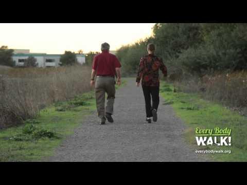 Depression: A Walking Prescription