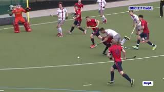 1. Feldhockey-Bundesliga Herren DHC vs. CadA 15.04.2018 Highlights