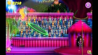 Моё шоу дельфина - геймплей онлайн игры