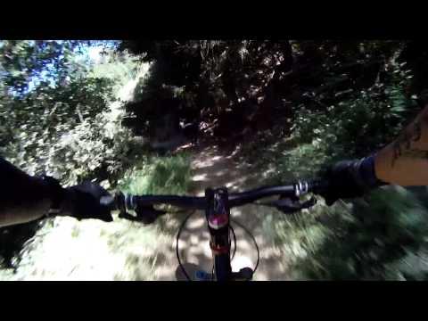 MTB Joaquin Miller Park: Cinderella Trail