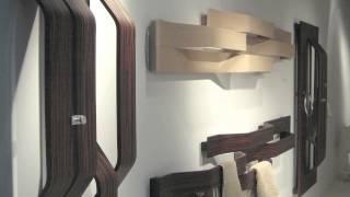 Полотенцесушитель(Видео-блог о дизайне, архитектуре и стиле. Идеи для тех кто обустраивает свой дом, квартиру, дачу, садовый..., 2014-04-15T08:30:44.000Z)