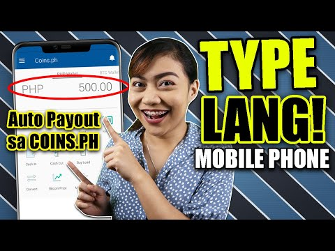 EARN BY TYPING | COINS.PH INSTANT AUTOMATIC PAYOUT | Dropz.xyz Honest Review [ENGSUB]