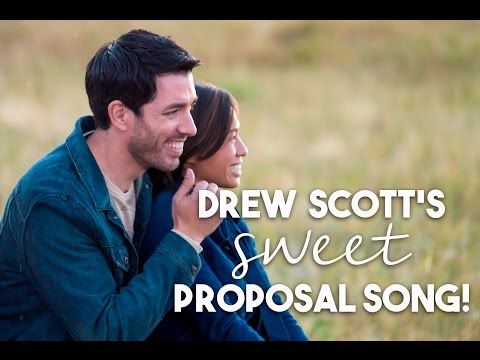 Drew Scott Sings Train's