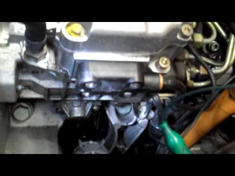 VW TDI Leaky Injection Pump: Healing With B99 Biodiesel