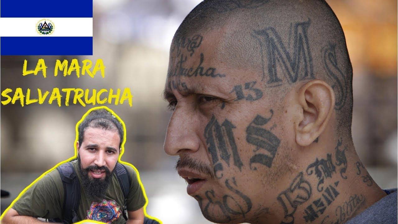 عصابة أم أس 13 في السلفادور - YouTube