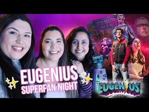 Eugenius! The Musical - Superfan Night ⚡️ REVIEW (Rukaya Cesar)