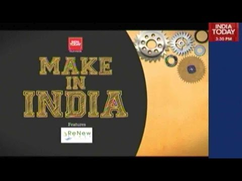 Make In India: Journey Of The Industrial Sector