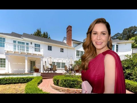 Jinkee Pacquiao's New House In Forbes Park - [ Inside & Outside ] - 2018