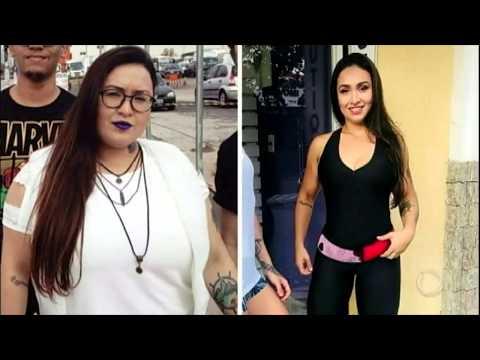 Após Depressão, Jovem Emagrece 50 Kg E Vira Modelo Fitness
