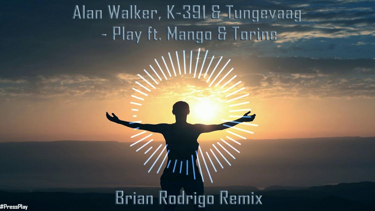 #PRESSPLAY Alan Walker, K-391 & Tungevaag - Play (Brian Rodrigo remix)