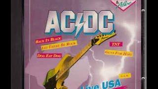 AC/DC Live USA (Bootleg) track 9: Rocker (1978)
