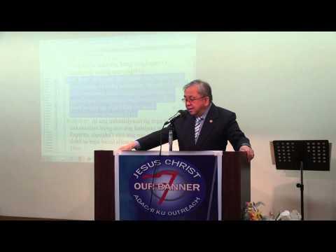 THE 7 ASSURANCES OF SALVATION - PASTOR DARIO UMALI JCOB JAPAN (ADACHI-KU OUTREACH)  2014 MARCH 10