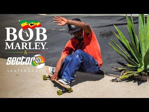 BOB MARLEY X SECTOR 9 COLLABORATION 2018