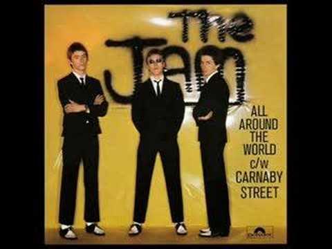 The Jam - All Around The World