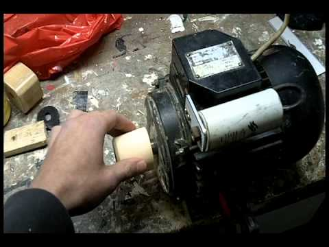 Electric Motor Test Youtube