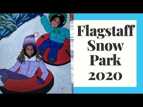 FLAGSTAFF SNOW PARK IN PHOENIX,ARIZONA. NOW OPEN!