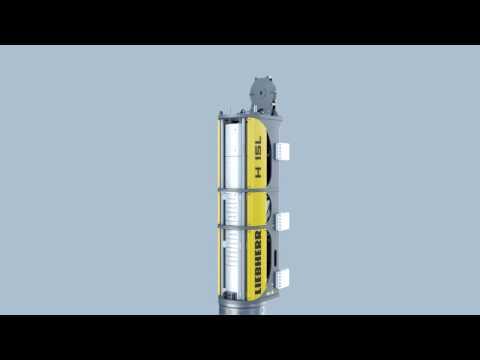 Liebherr – Hydraulischer Freifallhammer H 15 L
