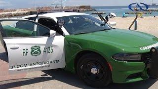 Nuevos vehículos policiales fueron implementados para el trabajo de Carabineros de Chile