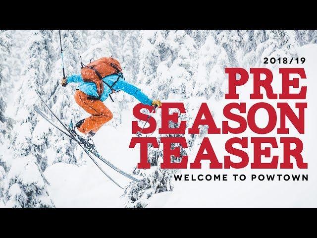 2018-19 Pre Season Teaser