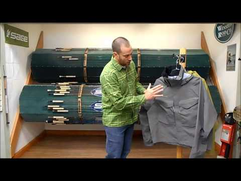 A Review Of The Simms New 2015  Guide Jacket