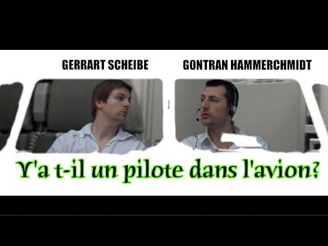 Y a t'il un pilote dans l'avion? poster
