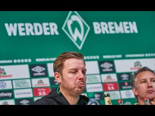 Die Highlights der Werder Bremen-Pressekonferenz vor RB Leipzig (lange Version)