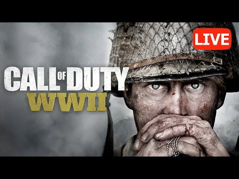 COD WW2 War Mode XBOX ONE X || Call of Duty Live World War Multiplayer Gameplay