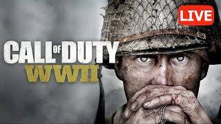 COD WW2 War Mode XBOX ONE X || Call of Duty Live World War Multiplayer Gameplay thumbnail