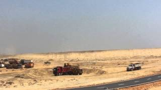 Al-Watan:Egypt begins digging the Suez Canal, the new