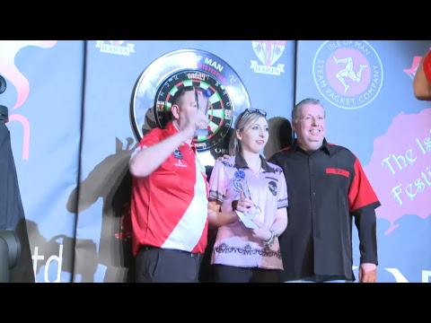 Isle of Man International Festival of Darts 2018 Day 2