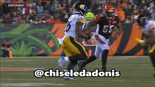 NFL Week 13 Primetime Game Highlight Commentary (Seahawks vs Eagles & Steelers vs Bengals)