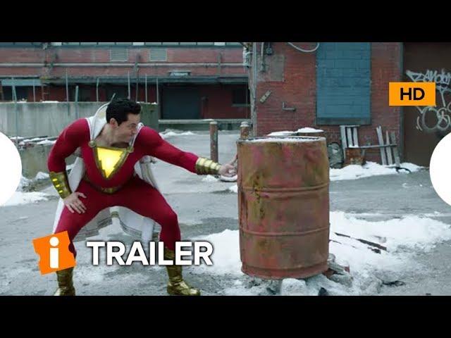Shazam! | Trailer 2 Dublado