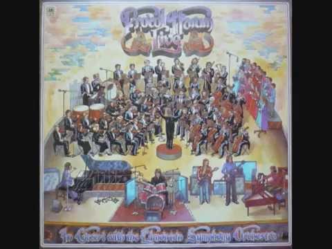 Procol Harum - Conquistador (Live, 1971 - HQ audio)