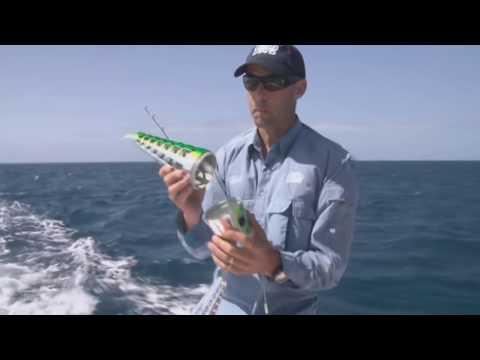 Using Trolling Teasers When Deep Sea Reef Fishing