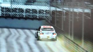Race The Wtcc game Crash Bmw