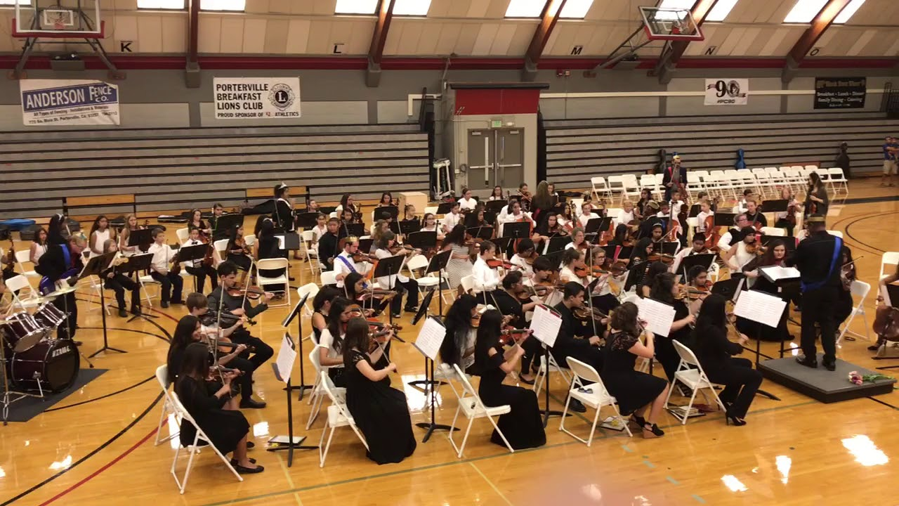 Porterville Strings – Bringing quality music education where