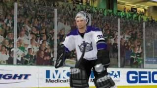 NHL 08 PC  LA Kings @ Dallas Stars With Addons