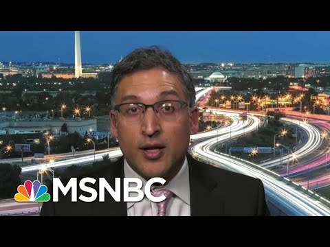 Republican Counsel Misquotes Former Acting Solicitor General Neal Katyal | All In | MSNBC