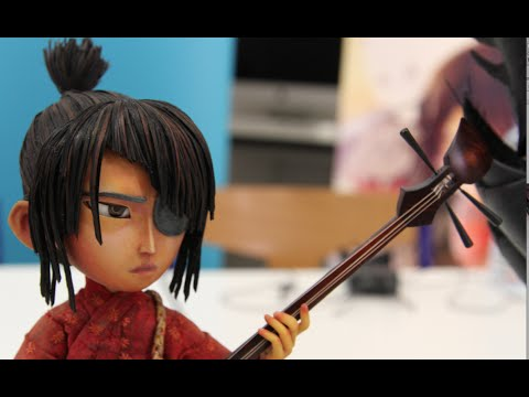 SECRETS of Art Parkinson's KUBO puppet revealed.