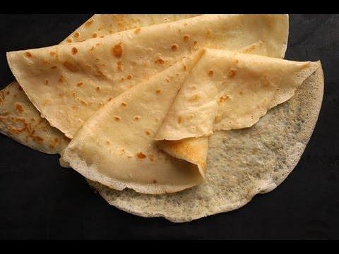 Ricetta crepes farina manitoba