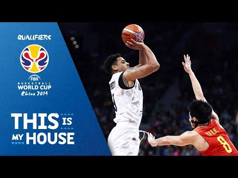 HIGHLIGHTS: New Zealand vs. China (VIDEO) February 23 | Asian Qualifiers