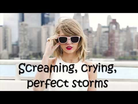 Blank Space Taylor Swift Lyrics