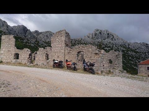 Motorradtour Balkan Teil 1