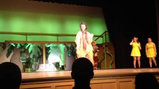 The Wiz ~ Mean Ole Lion/Ease On Down~ VPA ~ PNHS
