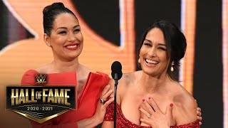 The Bella Twins bring twin magic to the Class of 2020: WWE Hall of Fame 2020