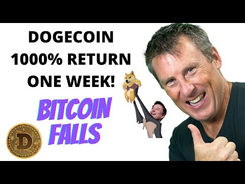 DOGECOIN MADNESS! BITCOIN CRASH NFT CRYPTO Update Cryptocurrency Crypto Stimulus Cryptocurrencies