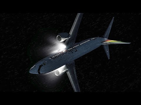 Boeing 737 Crashes After Takeoff | Heading for Disaster | Ethiopian Airlines Flight 409 | 4K