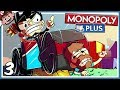 CAN CHILLEDCHAOS STREAMROLL?! | And the Winner is?! (Monopoly Plus - Part 3)