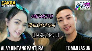 MEMORI BERKASIH [ COVER ] BY TOMMI JASUN & ALAY BINTANG PANTURA  [ CAKRA NADA ORKES ]