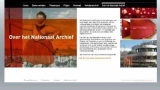 Nationaal Archief - Sterke Verhalen - Outpost11